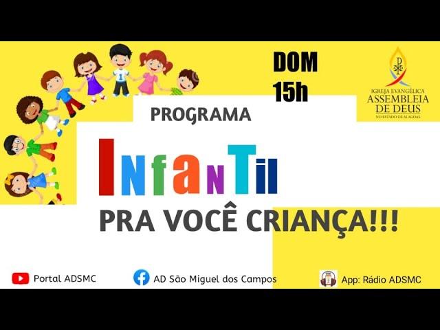 Programa Pra Você Criança - OS APÓSTOLOS DE JESUS   10/10/2021