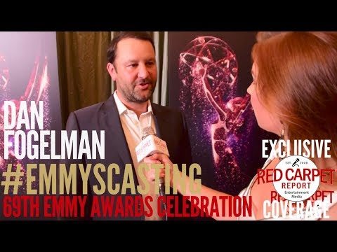 Dan Fogelman ThisIsUs ed at Casting Directors Peer Group Emmy Party Emmys