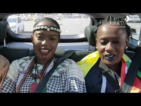 World Cup Driver - SENEGAL!