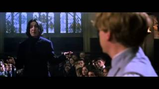 Harry Potter vs Draco Malfoy (Español Latino)