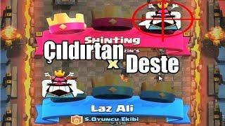 Oyunun En Çıldırtan Destesi - Clash Royale
