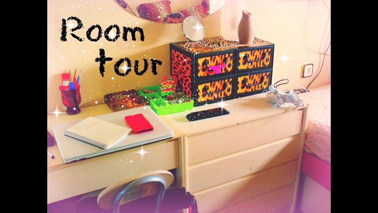 Nuevo room tour cambio de mi habitacion para estudios for Como decorar una habitacion de estudio