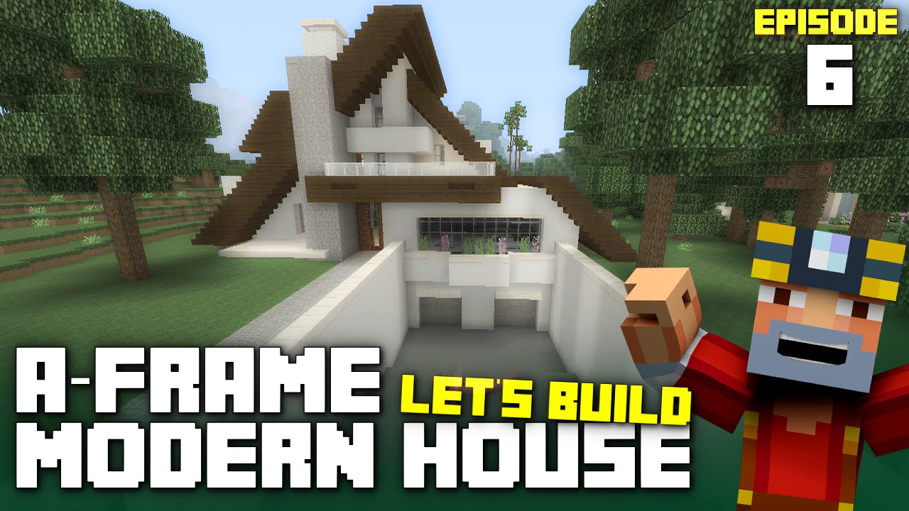 lets build a small modern house Modern House