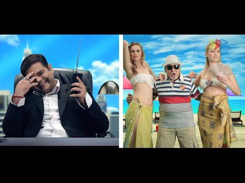Mukesh Ambani Vs Vijay Mallya   Shudh Desi Raps IPL 2015