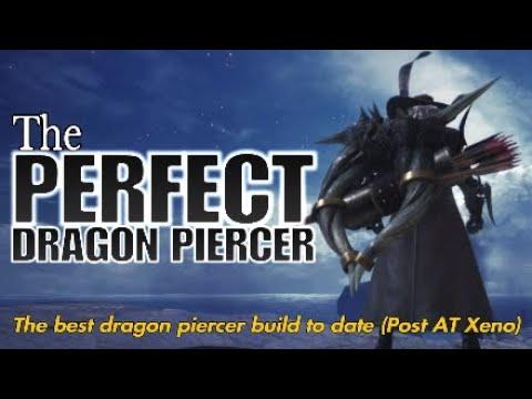 Monster Hunter: World The Perfect Dragon Piercer (Post AT Xeno'jiiva) thumbnail
