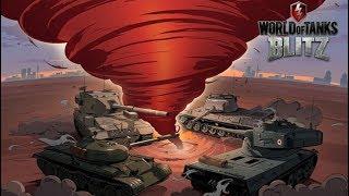 ☆ World of Tanks Blitz. ВЫПОЛНЯЕМ BLITZ-БИАТЛОН  И Фармим кредиты!!!