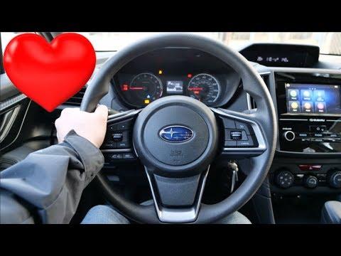 Five things I LOVE about my 2019 Subaru Impreza!