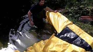 barrière réserve deci rivière watergate sdis meuse