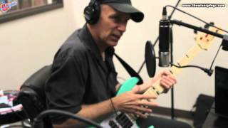"""Billy Sheehan Talks About """"You Saved Me"""" By The Winery Dogs on Flo Guitar Enthusiasts Radio Show"""