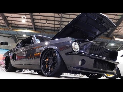 """1968 Ford Mustang Street Machine """"Customs By KillKeary"""" 2016 GoodGuy's PPG Nationals"""