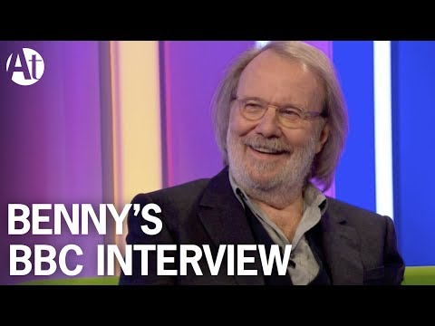 ABBA Benny Andersson full BBC One Show...