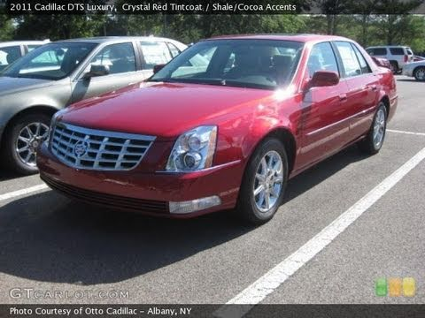 2011 cadillac dts luxury collection start up exhaust and. Black Bedroom Furniture Sets. Home Design Ideas