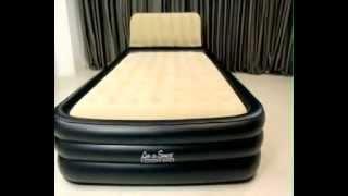 Двуспальная надувная кровать Air O Space Luxury Bed