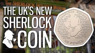 Sherlock Holmes & The World's Coolest Coin