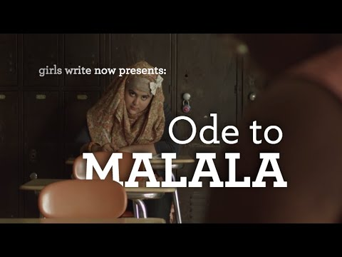 Girls Write Now Presents: Ode to Malala