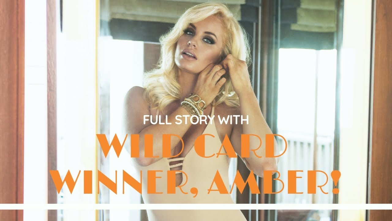 Full Story with Model Search Wild Card Winner Amber