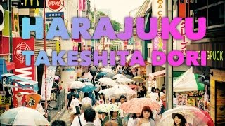 Japan Experience HD - Yoyogi kōen - Harajuku Takeshita dori - Sushi Nova