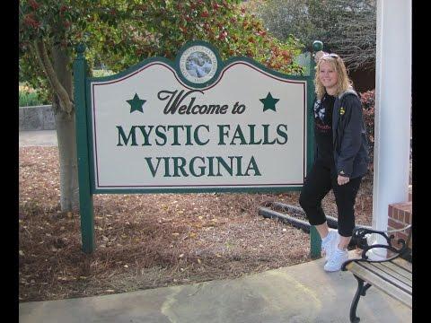 My birthday visit to Mystic Falls