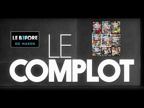 Le complot Grand Theft Auto ! Parodie du before le grand journal :P