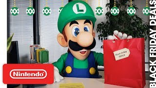 Nintendo Black Friday Announcement thumbnail