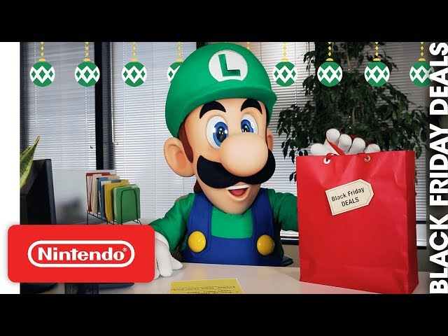 Nintendo Black Friday Announcement