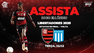 Flamengo x Racing AO VIVO na Fla TV | Libertadores 2020