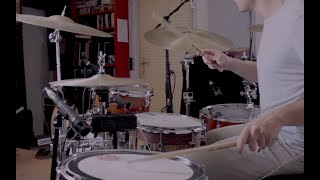 Download BENEE - Happen To Me - Drum Cover - newmusicfriday
