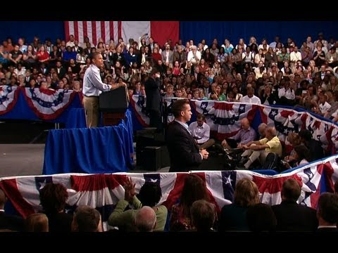 President Obama on the American Jobs Act in Jamestown, North Carolina