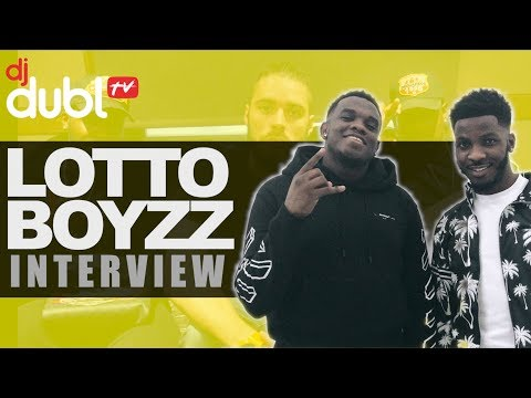 Lotto Boyzz Interview - Pressure to follow up 'No Don'? Dealing with depression, new music & more!