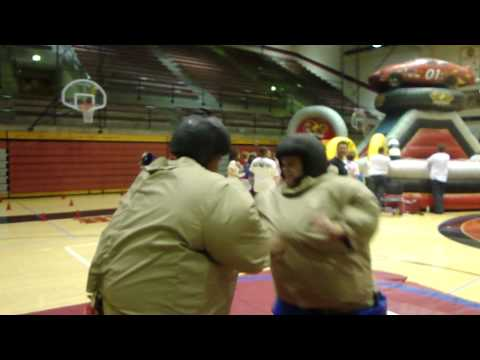 post pro sumo: Dustyn vs. Quinton