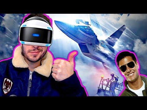 Ace Combat 7, mon TEST sur PlayStation VR  ✈️
