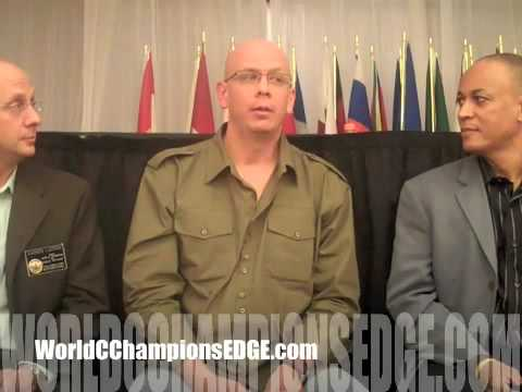 (Part 2 of 6) World Championship of Public Speaking: Conversation with the Champs
