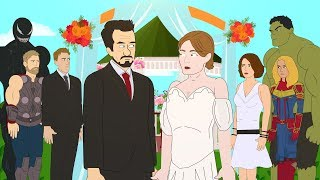 Свадьба Тони Старка
