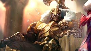 League of Legends | King of Clubs Mordekaiser vs Yorick | Top | Normal [S7/7.5]