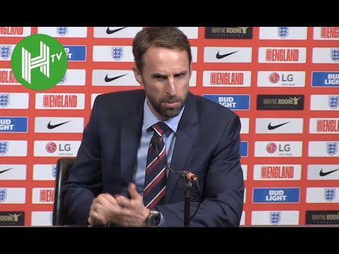 Gareth Southgate: How Wayne Rooney got in the way of my post-match speech