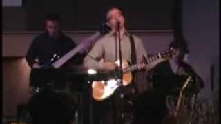 Greg Russell (Kenosha/Denver/LA) sings at Smoky Hill Vineyard