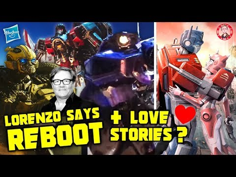 Next Transformers Movie Is A Reboot Confirmed + Love Stories To Be Explored