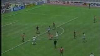 1986 FIFA World Cup Knockout stage Round of 16 part 1.wmv
