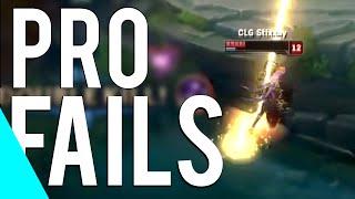 Pro Players Fails Montage | Vol.2 (League of Legends)
