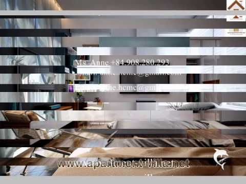 Duplex apartment for rent in Starhill, full brand new modern furniture, 3 bedrooms, 3 toilets