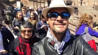ITALIA ROMA COLISEO Y FORO