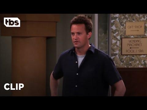 Friends: Chandler Doesn't Suck (Clip) | TBS