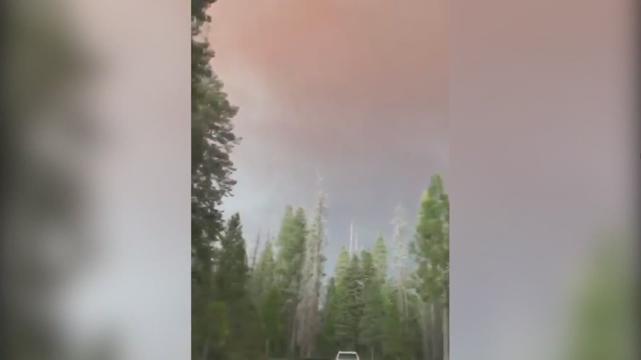 Eyewitness News Evacuations span across counties as Creek Fire explodes in growth