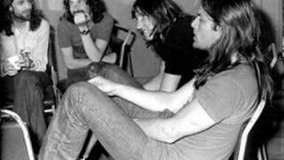 Pink Floyd Montreux 1970 - Fat Old Sun Part 1
