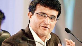 Sourav Ganguly talking about Salt Bridge Film in Dadagiri