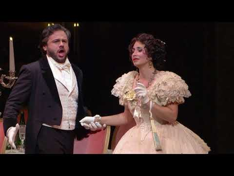 La Traviata Moving Moment #3 featuring Atalla Ayan as Alfredo Germont