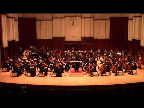 Detroit Symphony Youth Orchestra Peforming Rainbow Body