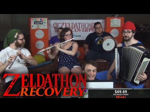 Zeldathon Recovery - Jam Train