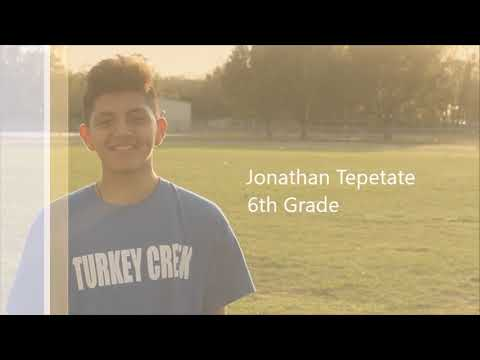 Turkey Creek Middle School Boys Soccer Team Promo Video 2018 (Plant City, FL)