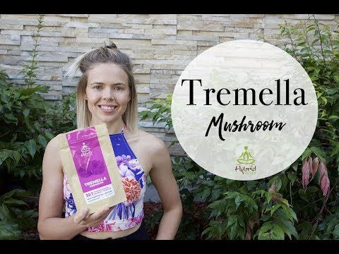 What is Tremella? All About Nature's Most Beautifying Superfood